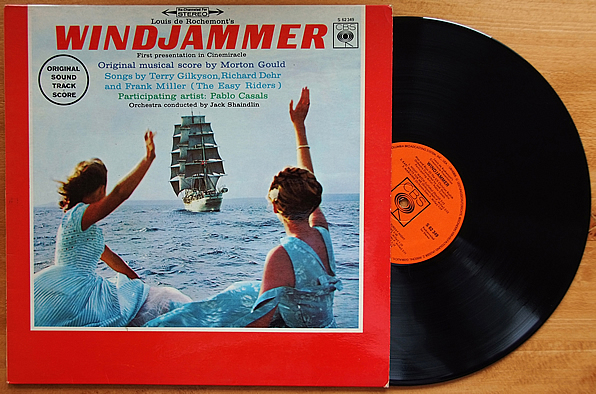 windjammer ost